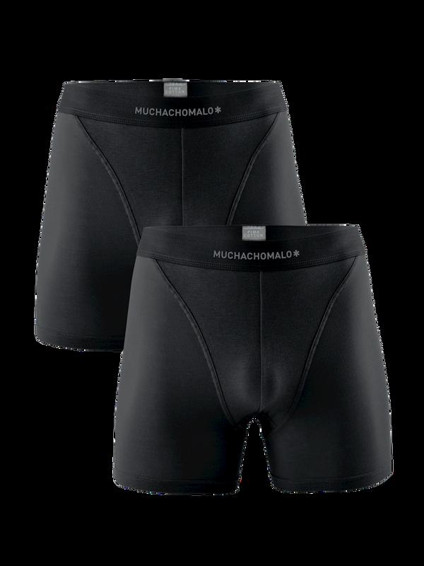 Men 2-Pack Short Solid/Solid