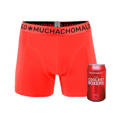 Heren Cans 1-pack Boxershort Coral