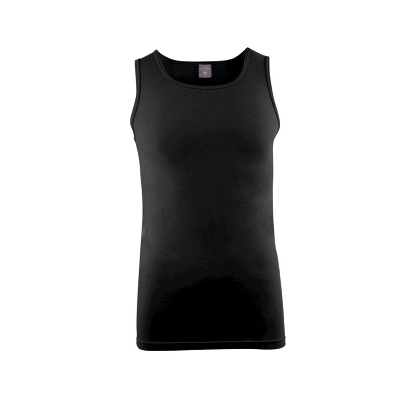 MEN PIMA COTTON SINGLET 1