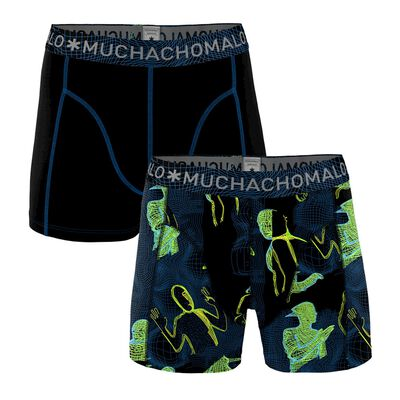 Jongens 2-pack Boxer Shorts Off the grid