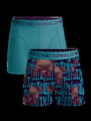 Men 2-pack boxer shorts Pets