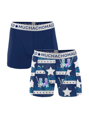 Boys 2-pack boxer shorts Funky