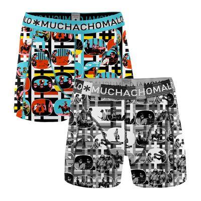 Jongens 2-pack Boxershorts Color Television