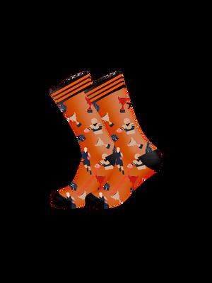 Heren 1-pack sokken Sports
