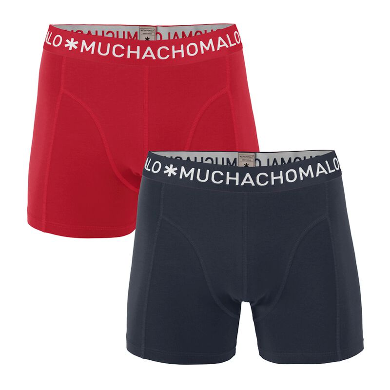 2-PACK MEN SHORT SOLID/SOL 1