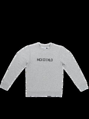 Jongens sweater grijs