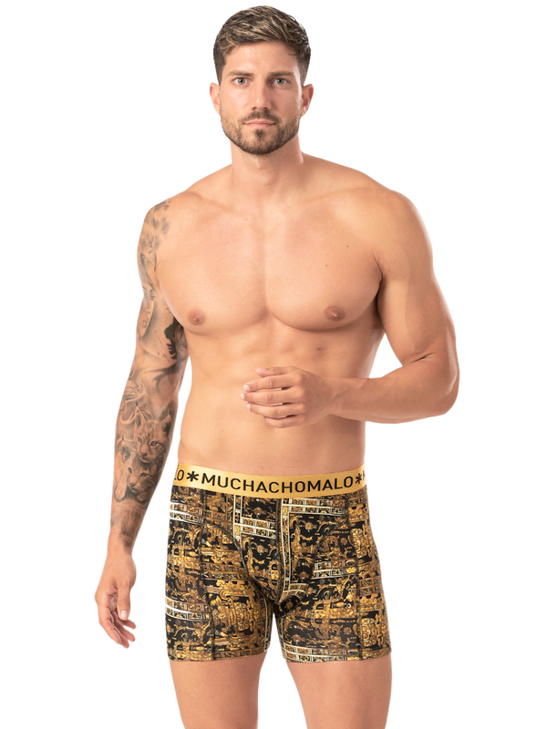 Men 2-pack shorts Mayans