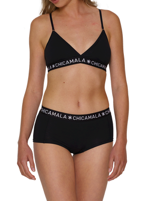 Women Triangle Top Solid 2