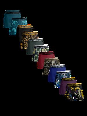 Heren 12-pack boxershorts cotton