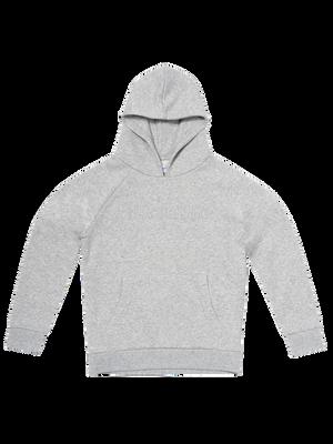 Jongens hoodie grijs