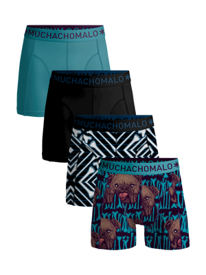 Boys 4-pack boxer shorts Pets