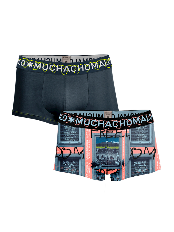 Men 2-pack trunk Berlin Wall 1