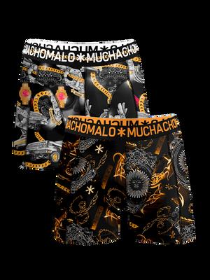 Boys 2-pack boxer shorts Gangsta Rap
