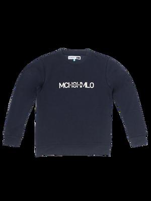 Boys sweater blue