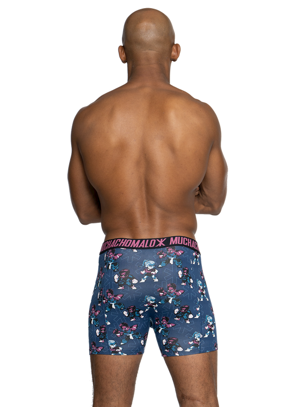 Men 2-pack shorts Super 16bit 5