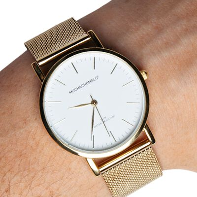 Gold Muchachomalo watch