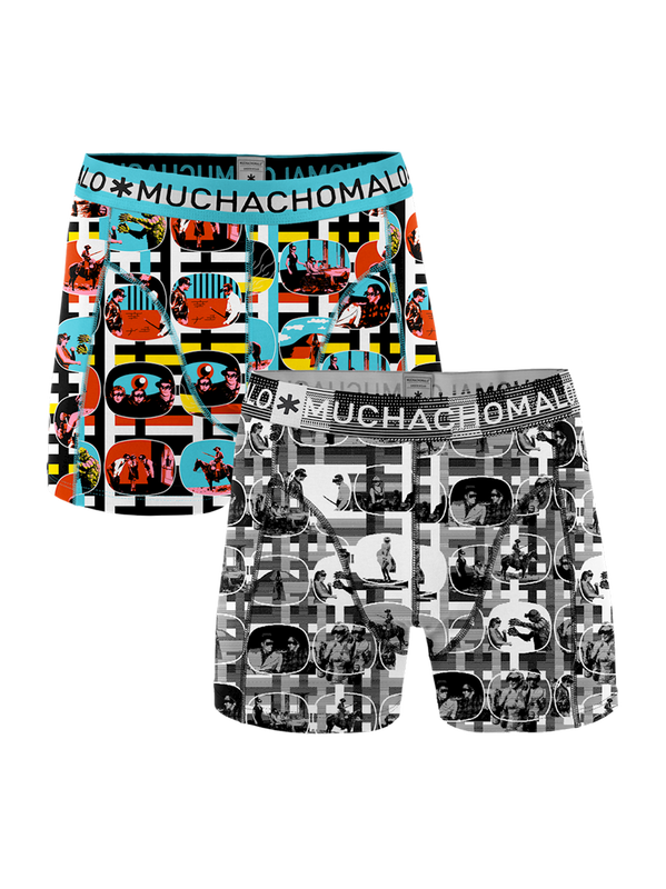 Men 2-pack shorts Color Television
