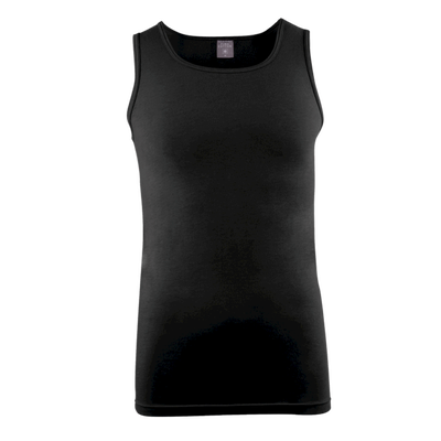 Heren Pima Cotton Singlet