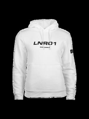 Heren hoodie LNR01 effen