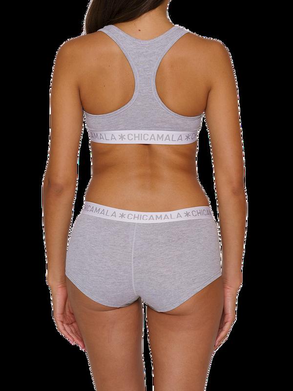 Women 1-pack Boxershort Solid