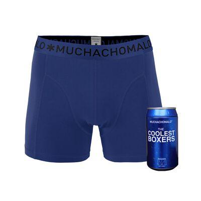 Heren Cans 1-pack Boxershort Cobalt