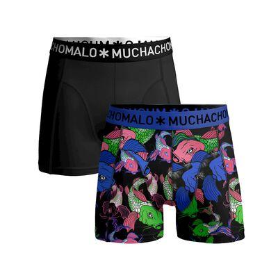 Heren 2-pack boxershorts Koi