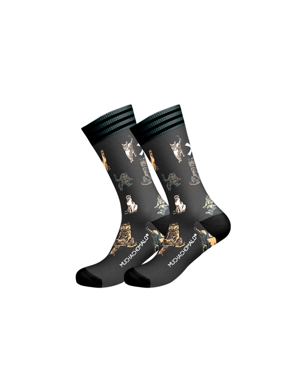 Men 1-pack socks Pattern CREPC 1