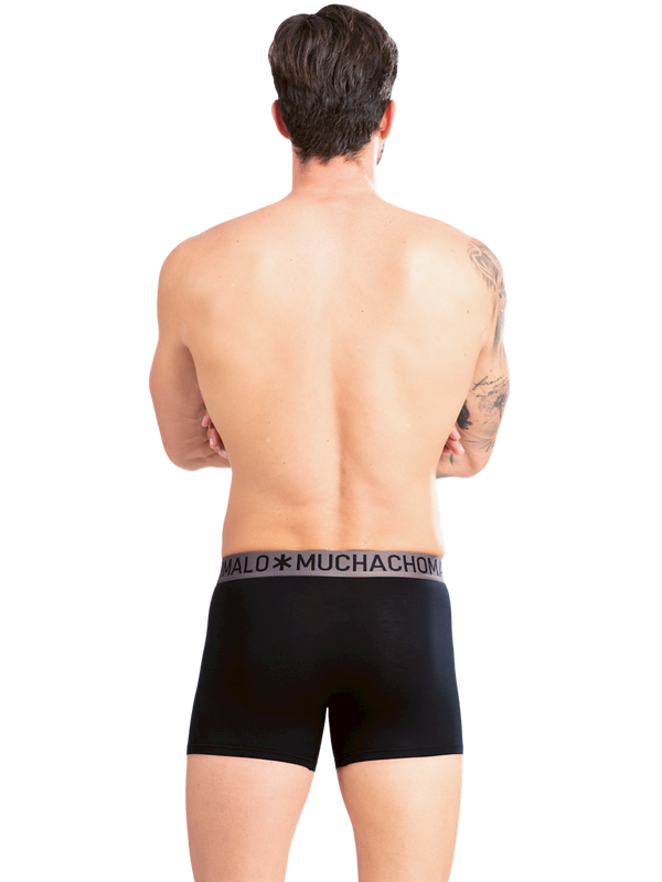 Men 2-Pack short print/solid 5