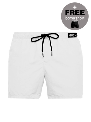 Men 1-pack swim shorts solid