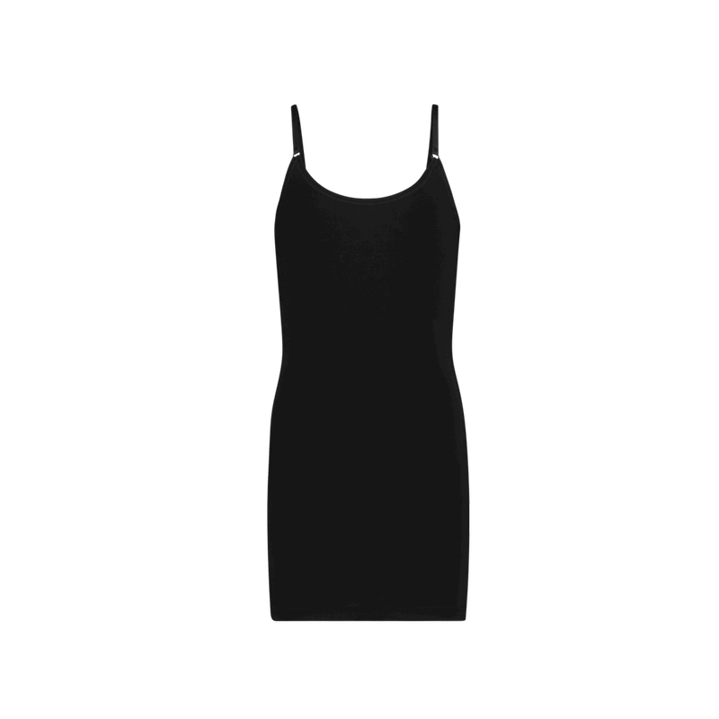 Girls Long Singlet Solid 1