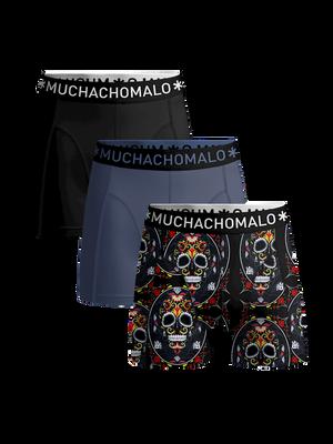 Heren 3-pack boxershorts Muerto