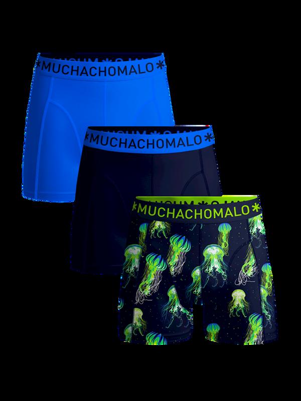 Men 3-pack short Jellyfish