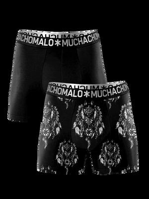 Men 2-pack boxer shorts Husky