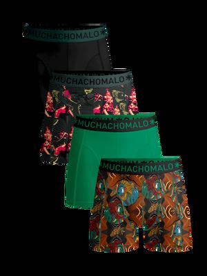 Men 4-pack boxer shorts Rastafarian