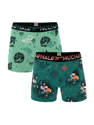 Boys 2-pack boxer shorts Casino Royale