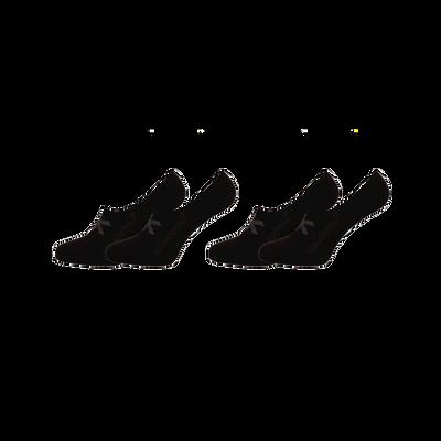 Men 2-pack ankle socks solid