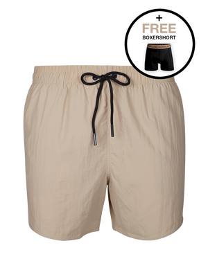 Boys 1-pack swimshorts solid