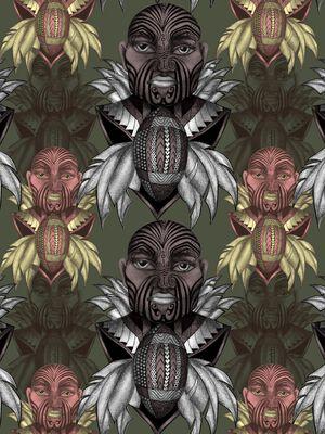 Men 1-pack longjohn King Maori 2