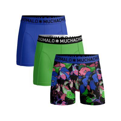 Heren 3-pack boxershorts Koi