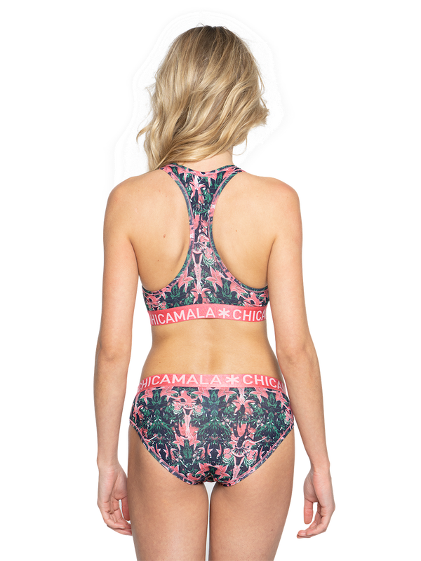 Ladies 1-pack racer back BCORE