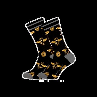 Heren 1-pack Sokken Beehive Pinata