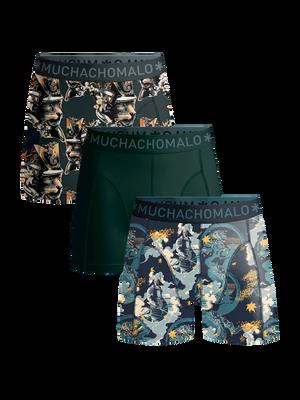 Boys 3-pack boxer shorts Samurai