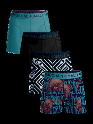 Men 4-pack boxer shorts Pets