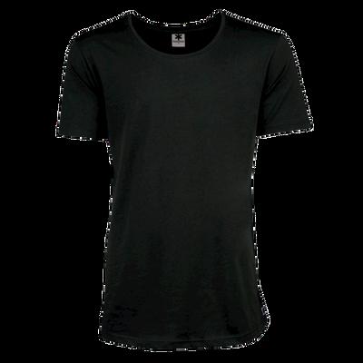 Heren Loose T-shirt zwart
