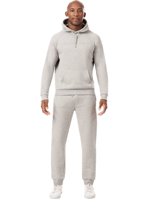 Men hoodie grey 2