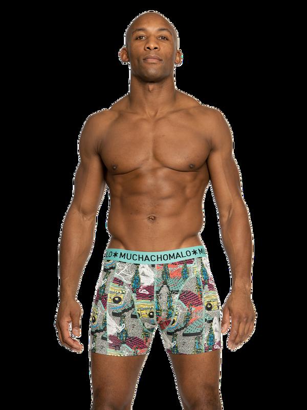 Men 2-pack shorts Boom Bap 2