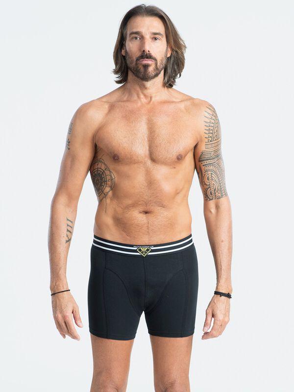 Men 3-pack shorts Comic 6