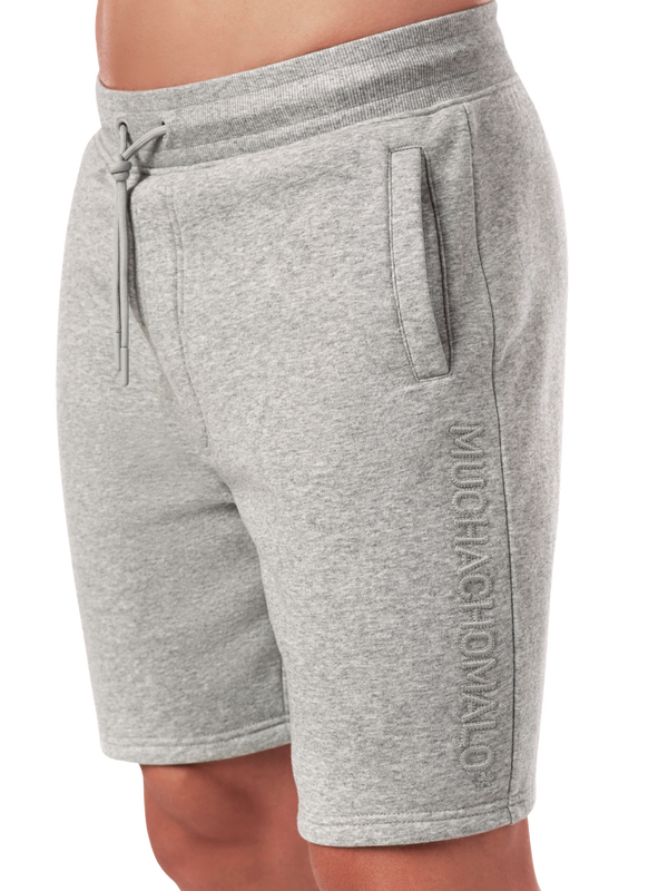 Men sweatshort grey