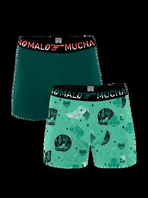 Men 2-pack shorts Casino Royale
