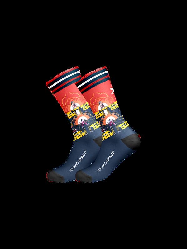Men 1-pack socks Pattern SNIN 1